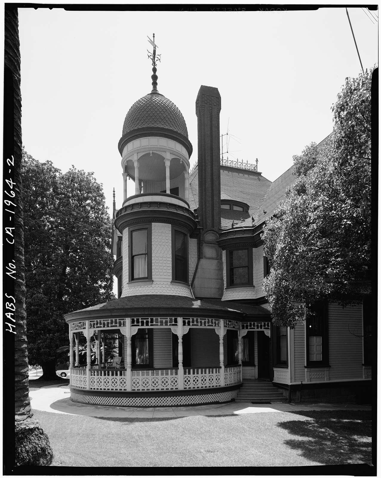 Long-Waterman House, 2408 First Avenue, San Diego, San Diego County, CA