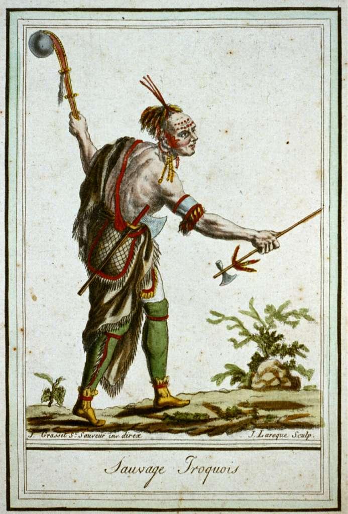 Sauvage Iroquois