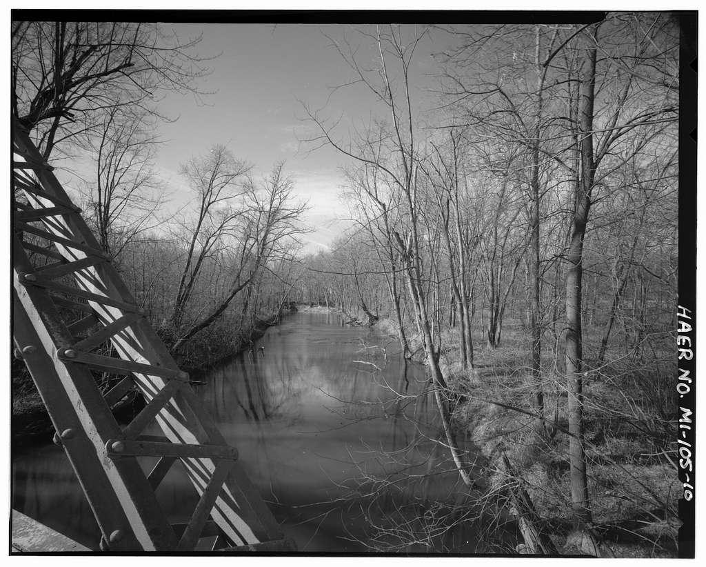 Shaytown Road Bridge, Spanning Thornapple River, Vermontville, Eaton County, MI