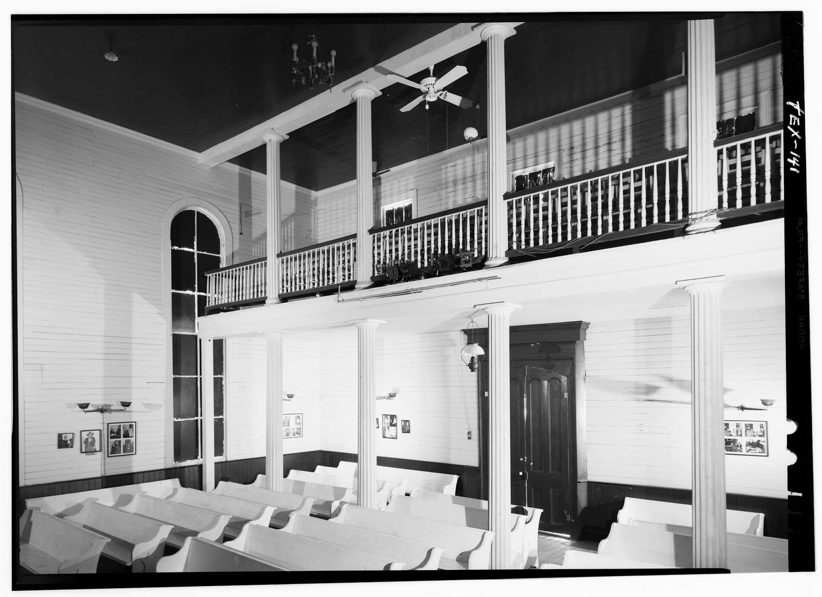 St. Mary's Catholic School-Sinai Hebrew Synagogue, 209 North Henderson Street, Jefferson, Marion County, TX