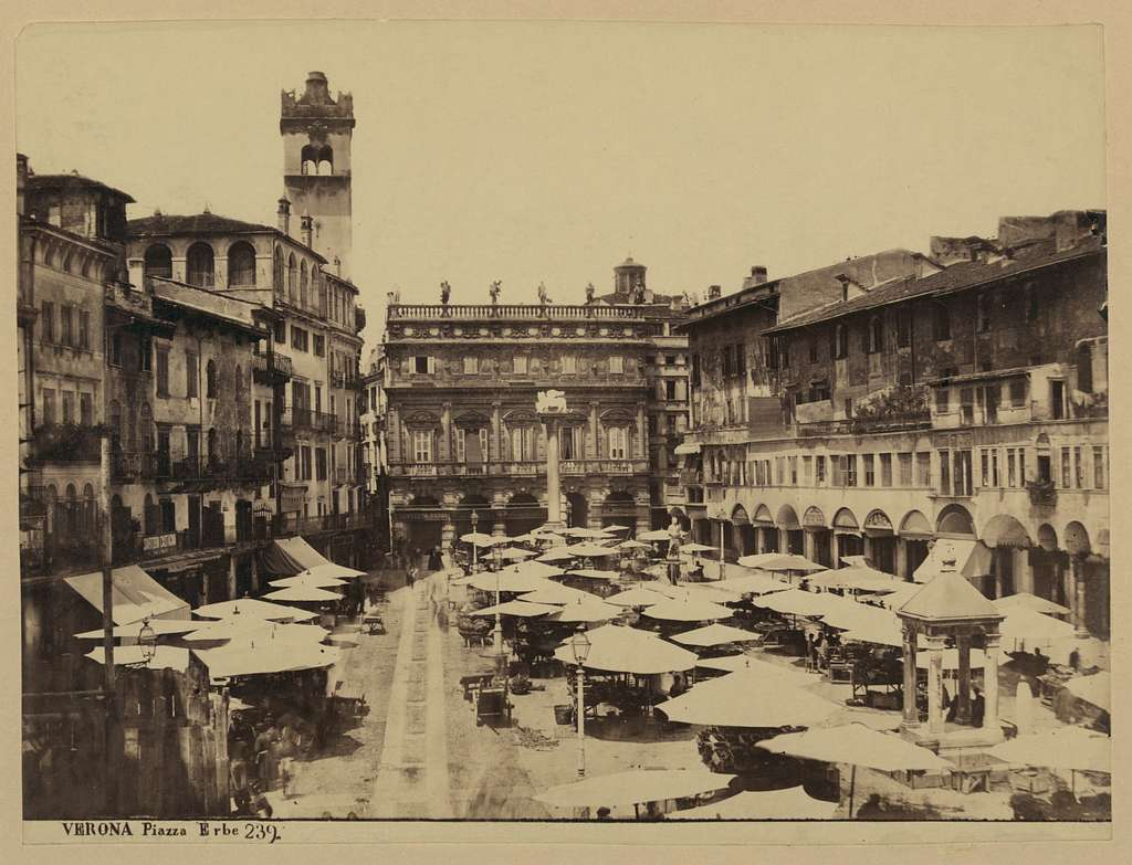 Verona - Piazza Erbe