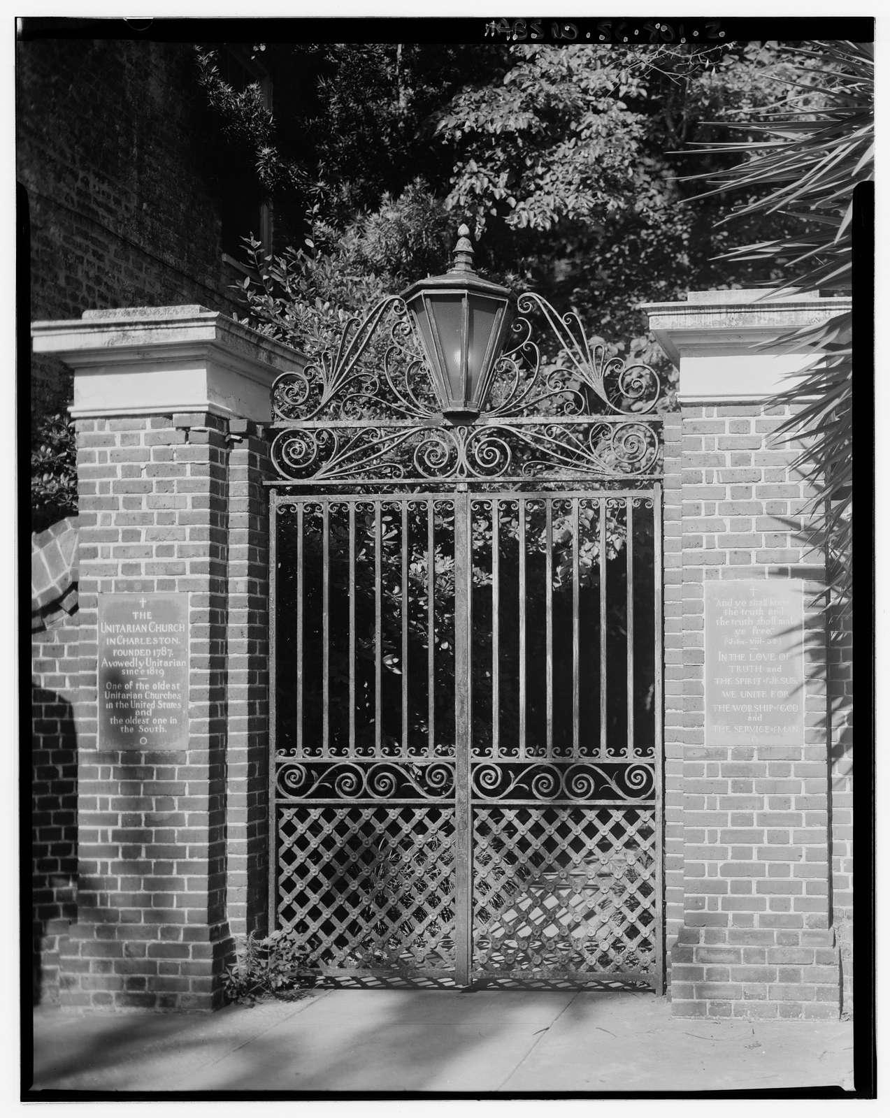 161-163 King Street (Gates), Charleston, Charleston County, SC
