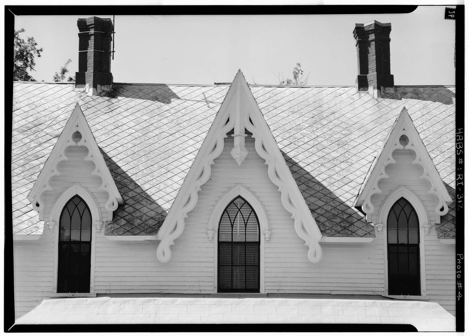 Daniel T. Swinburne House, 6 Greenough Place, Newport, Newport County, RI