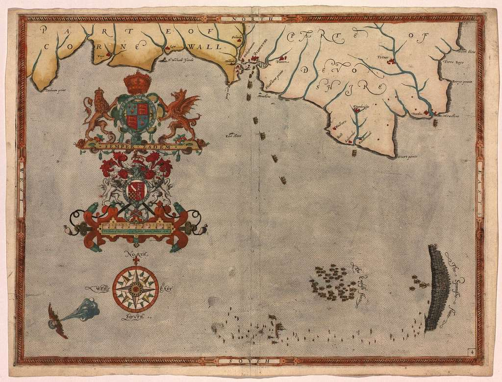 Expeditionis Hispanorum in Angliam vera descriptio. Anno Do: M D LXXXVIII.