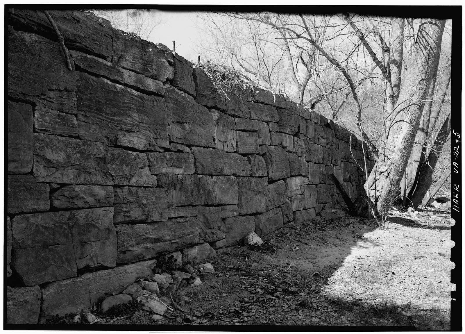James River & Kanawha Canal, South River Dam & Lock, Maury River, Lexington, Lexington, VA