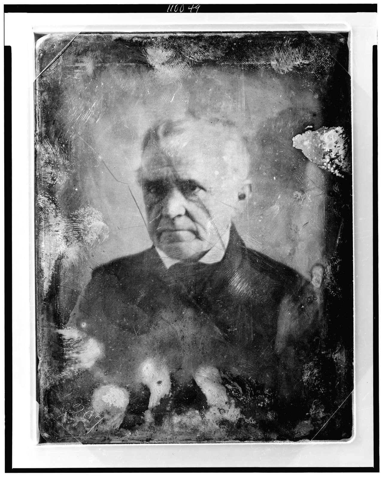 [Judge Ogden Edwards, head-and-shoulders portrait, three-quarters to the left]
