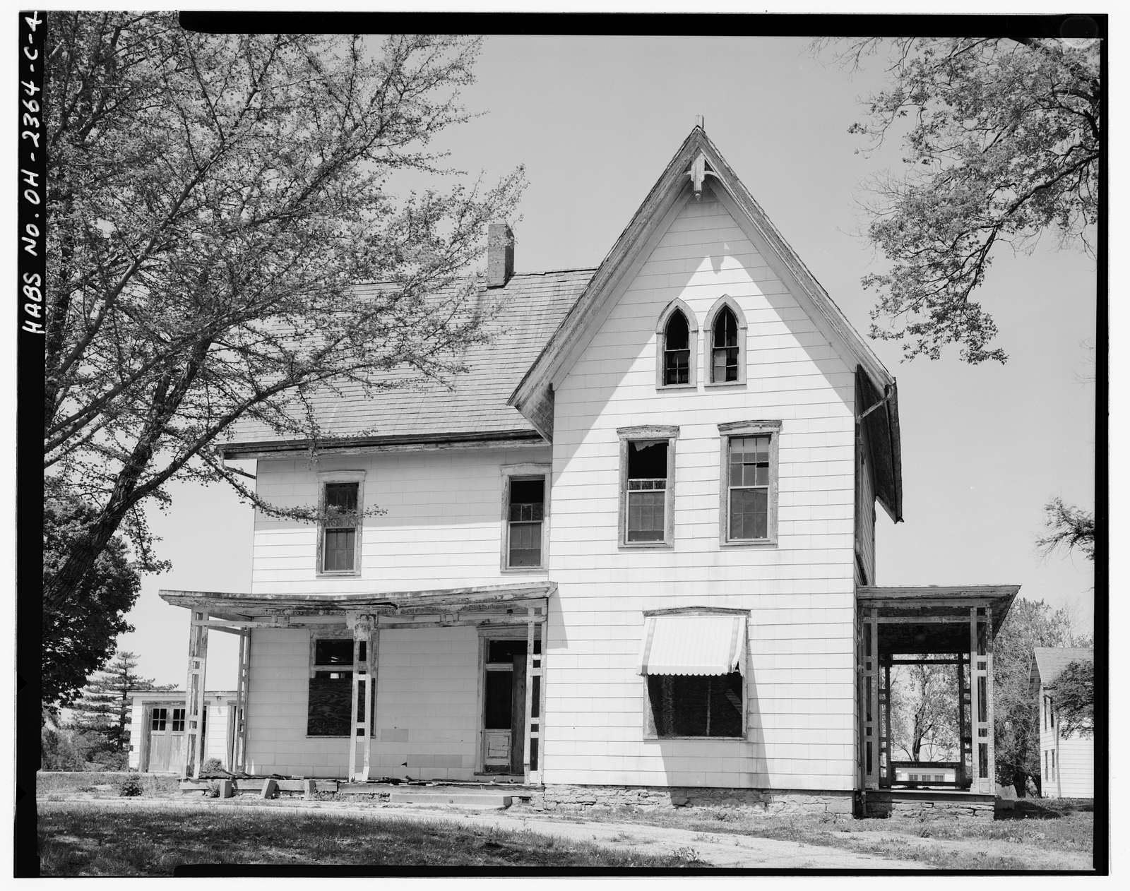 National Home for Disabled Volunteer Soldiers, Central Branch, House, 4100 West Third Street, Dayton, Montgomery County, OH