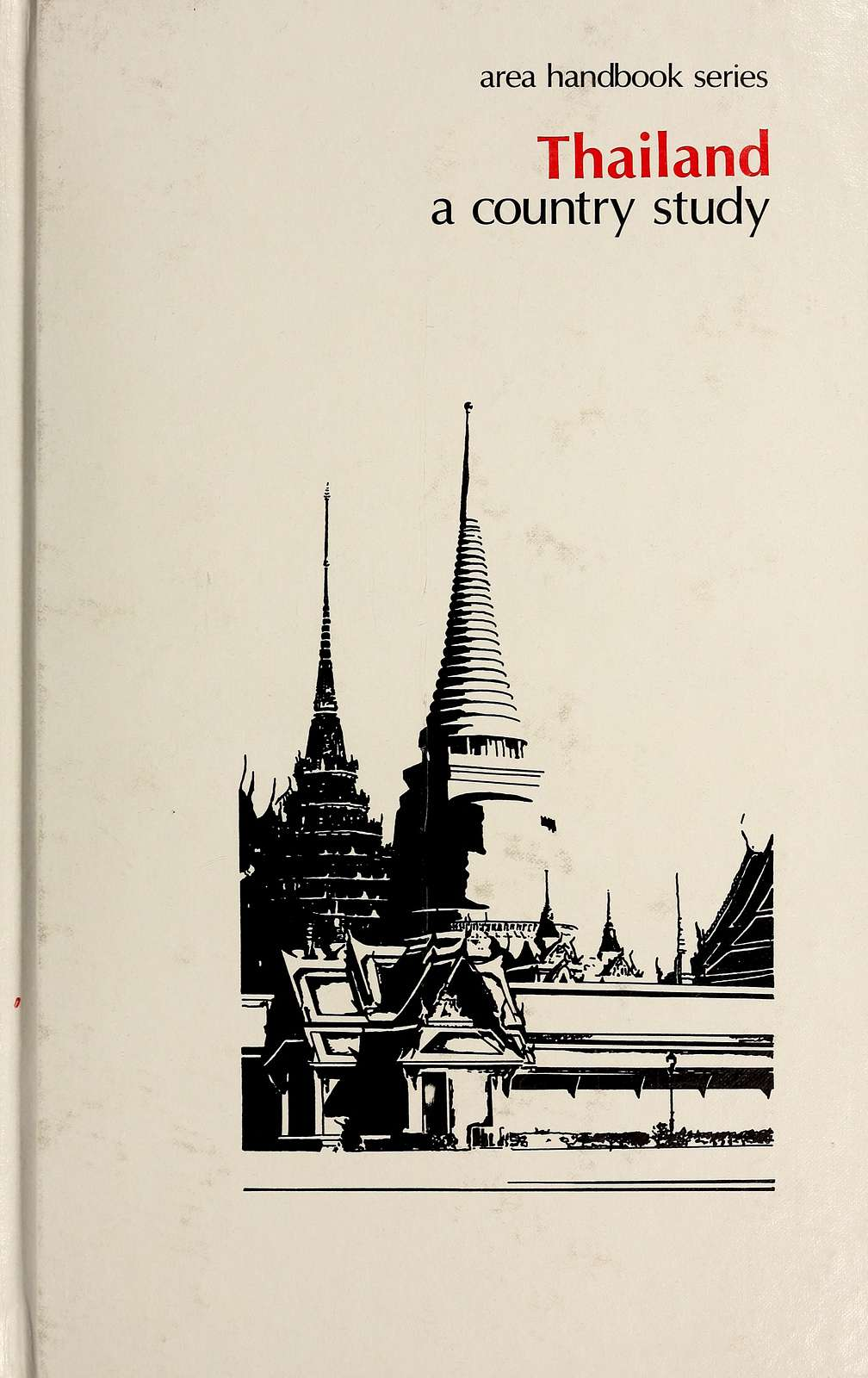 Thailand : a country study /