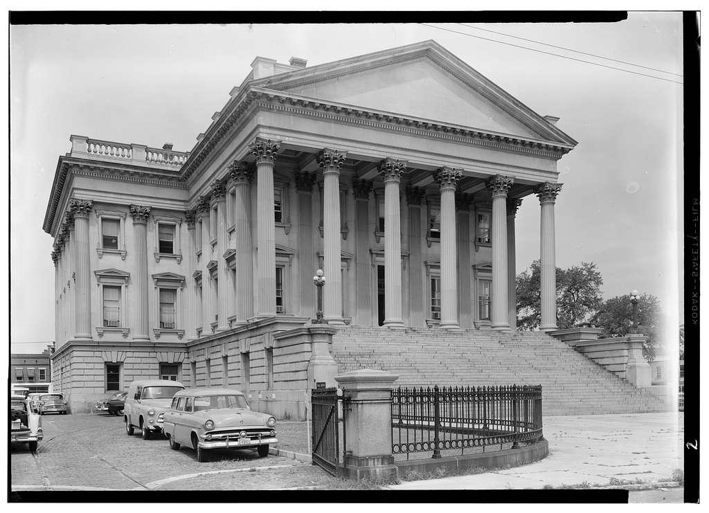 U.S. Customs House, 200 East Bay Street, Charleston, Charleston County, SC