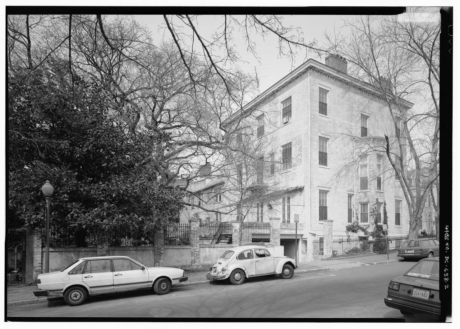 3300 O Street, Northwest (House), Washington, District of Columbia, DC