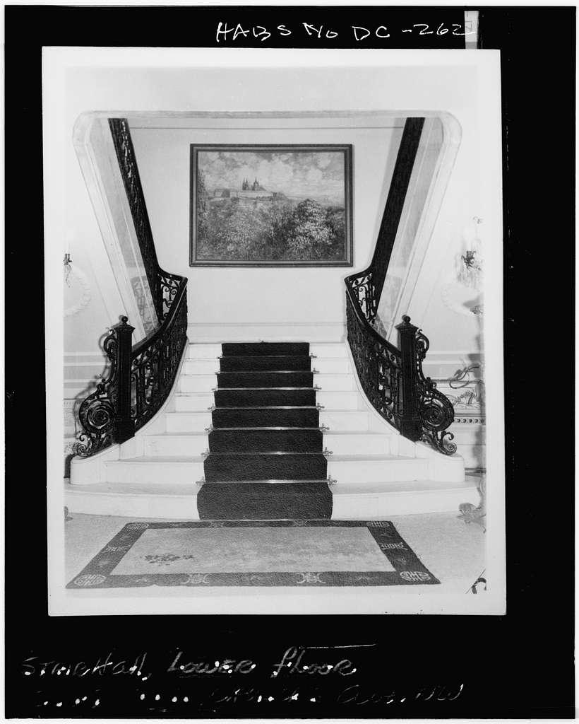 Christian Hauge House, 2349 Massachusetts Avenue Northwest, Washington, District of Columbia, DC