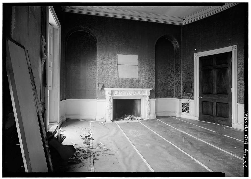 Daniel P. Parker House, 39 Beacon Street, Boston, Suffolk County, MA