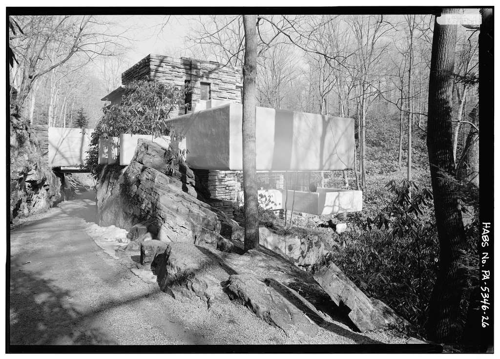 Fallingwater, State Route 381 (Stewart Township), Ohiopyle, Fayette County, PA