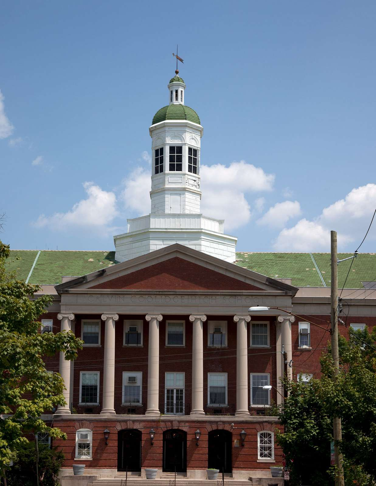 Founders Library, Howard University, NW., Washington, D.C.