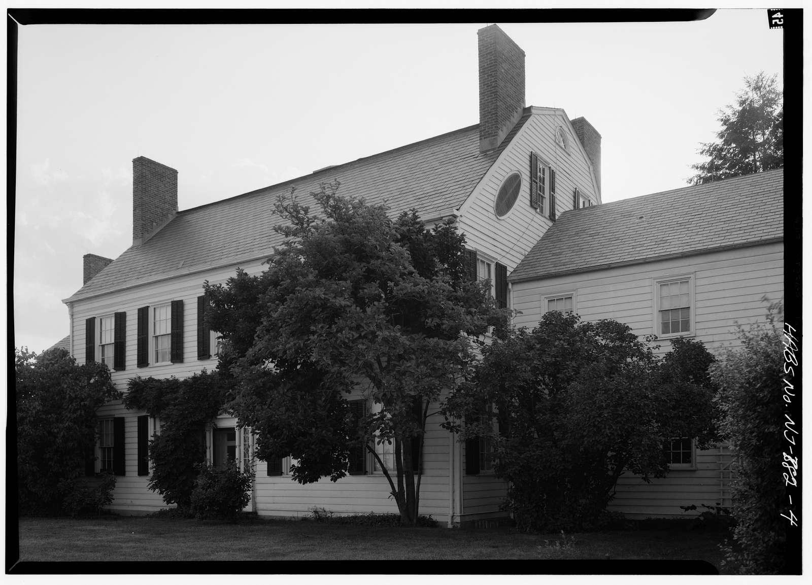 Henry Miller House, Main Street, Oldwick, Hunterdon County, NJ