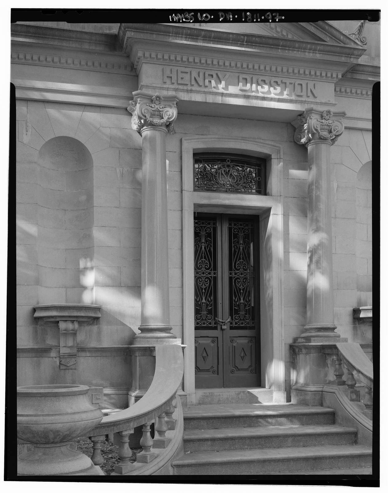 Laurel Hill Cemetery, 3822 Ridge Avenue, Philadelphia, Philadelphia County, PA