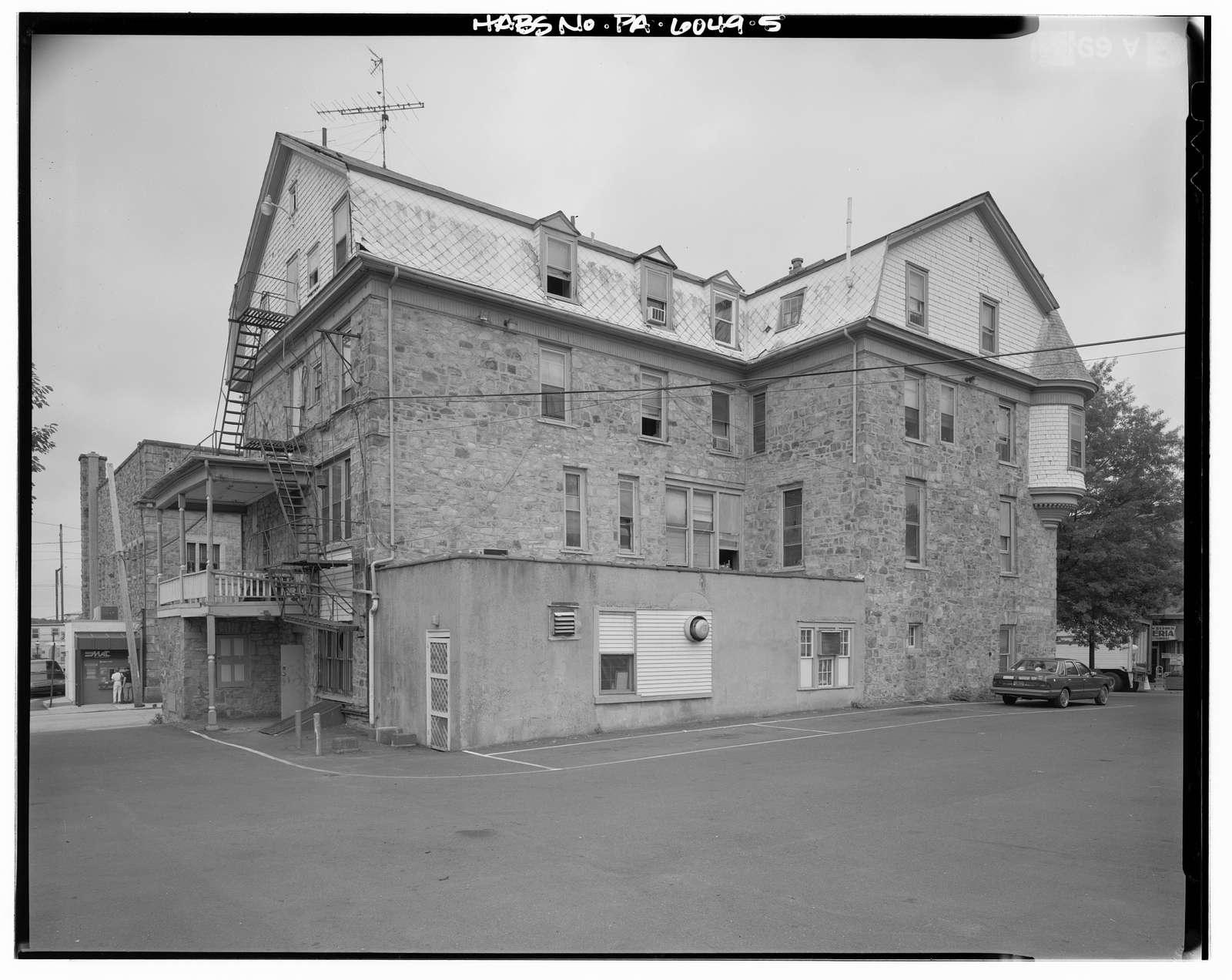 Wyndham Hotel, 34 East Butler Avenue, Ambler, Montgomery County, PA