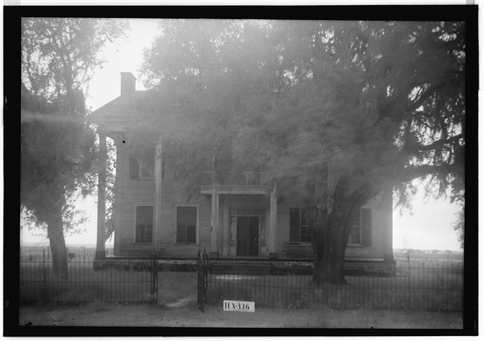 A. Wiley Hill House, Route 304, Hill's Prairie Vicinity, Bastrop, Bastrop County, TX