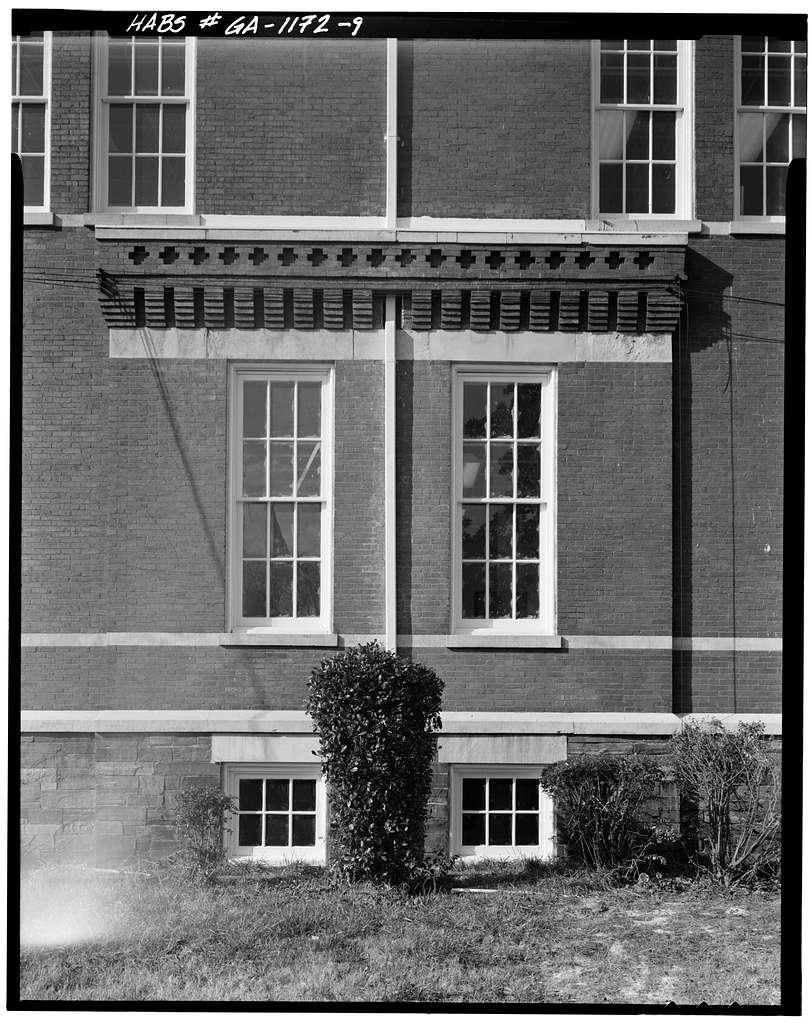 Atlanta University, Stone Hall, Morris Brown College Campus, Atlanta, Fulton County, GA