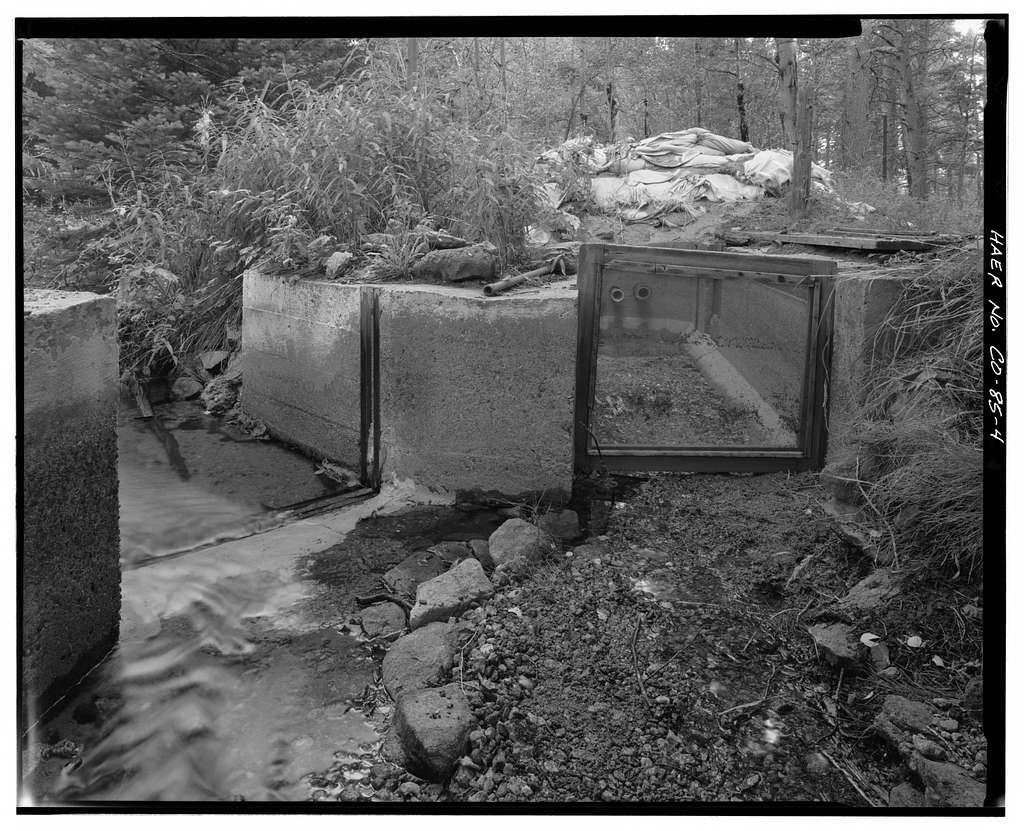 Hondius Water Line, 1.6 miles Northwest of Park headquarters building & 1 mile Northwest of Beaver Meadows entrance station, Estes Park, Larimer County, CO