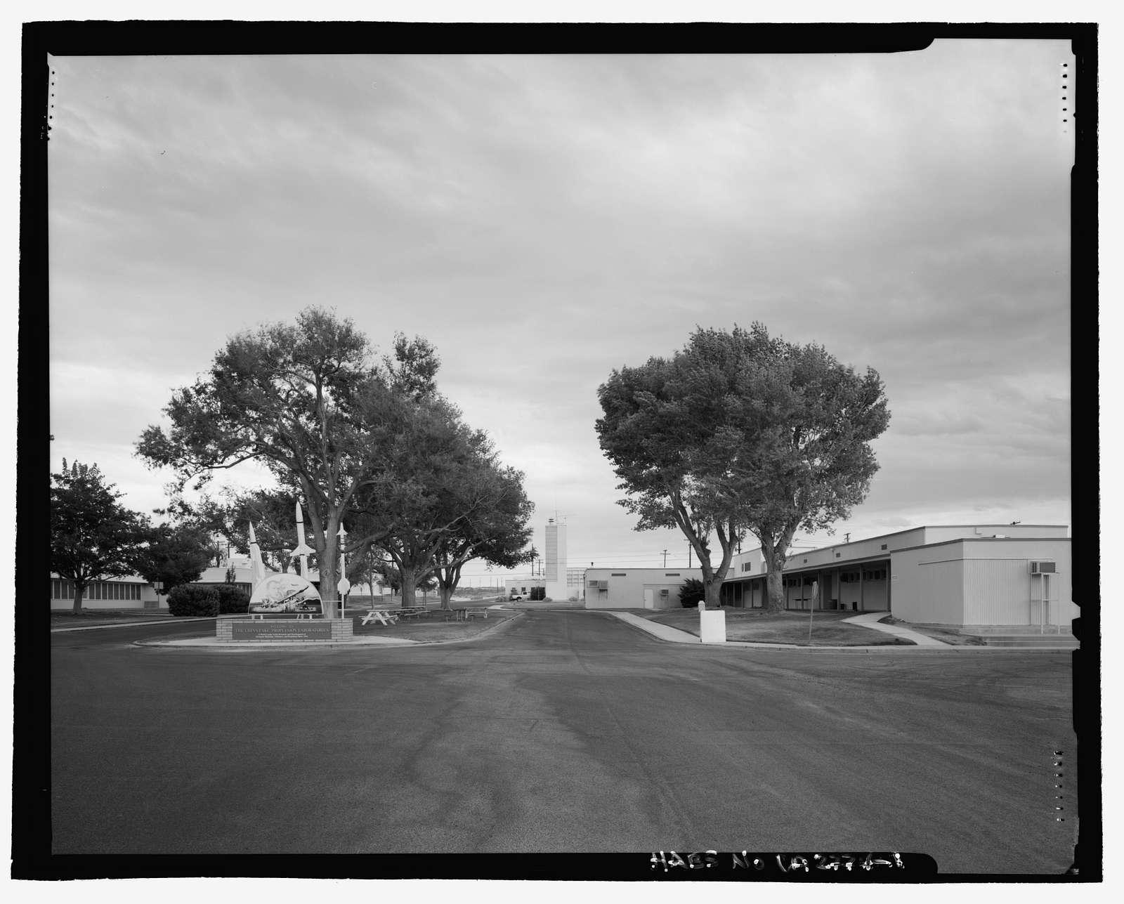 Naval Ordnance Test Station Inyokern, China Lake Pilot Plant, Pilot Plant Road, China Lake, Kern County, CA