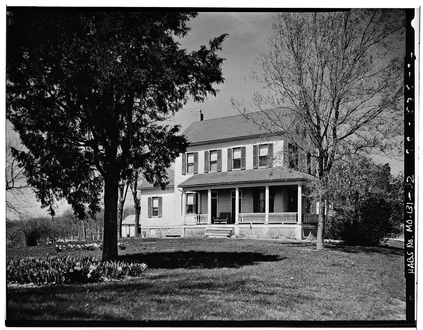 Thornhill, Arrowhead Lane, Chesterfield, St. Louis County, MO