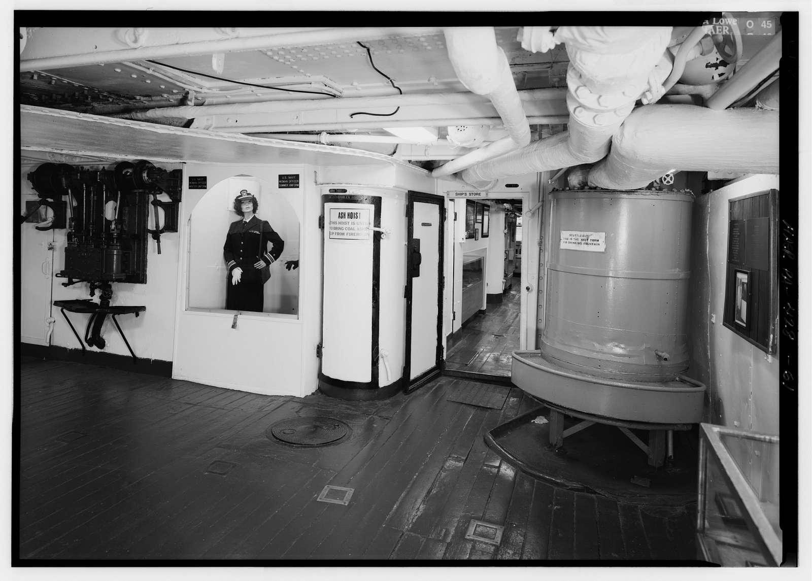USS Olympia, Penn's Landing, 211 South Columbus Boulevard, Philadelphia, Philadelphia County, PA