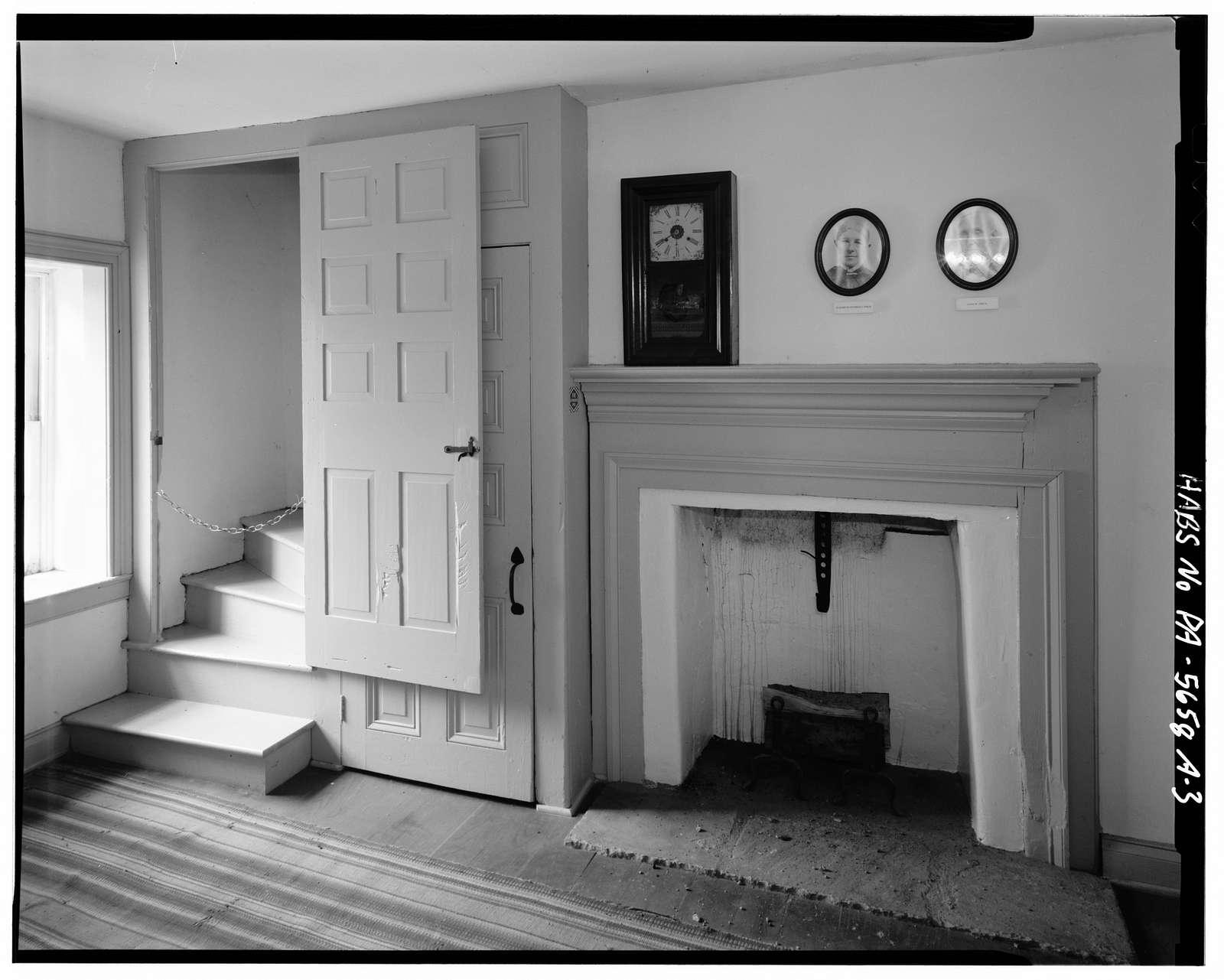 Abraham Overholt House, Springhouse, Frick Avenue, West Overton, Westmoreland County, PA