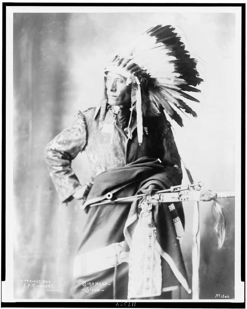 Bird Head, Sioux