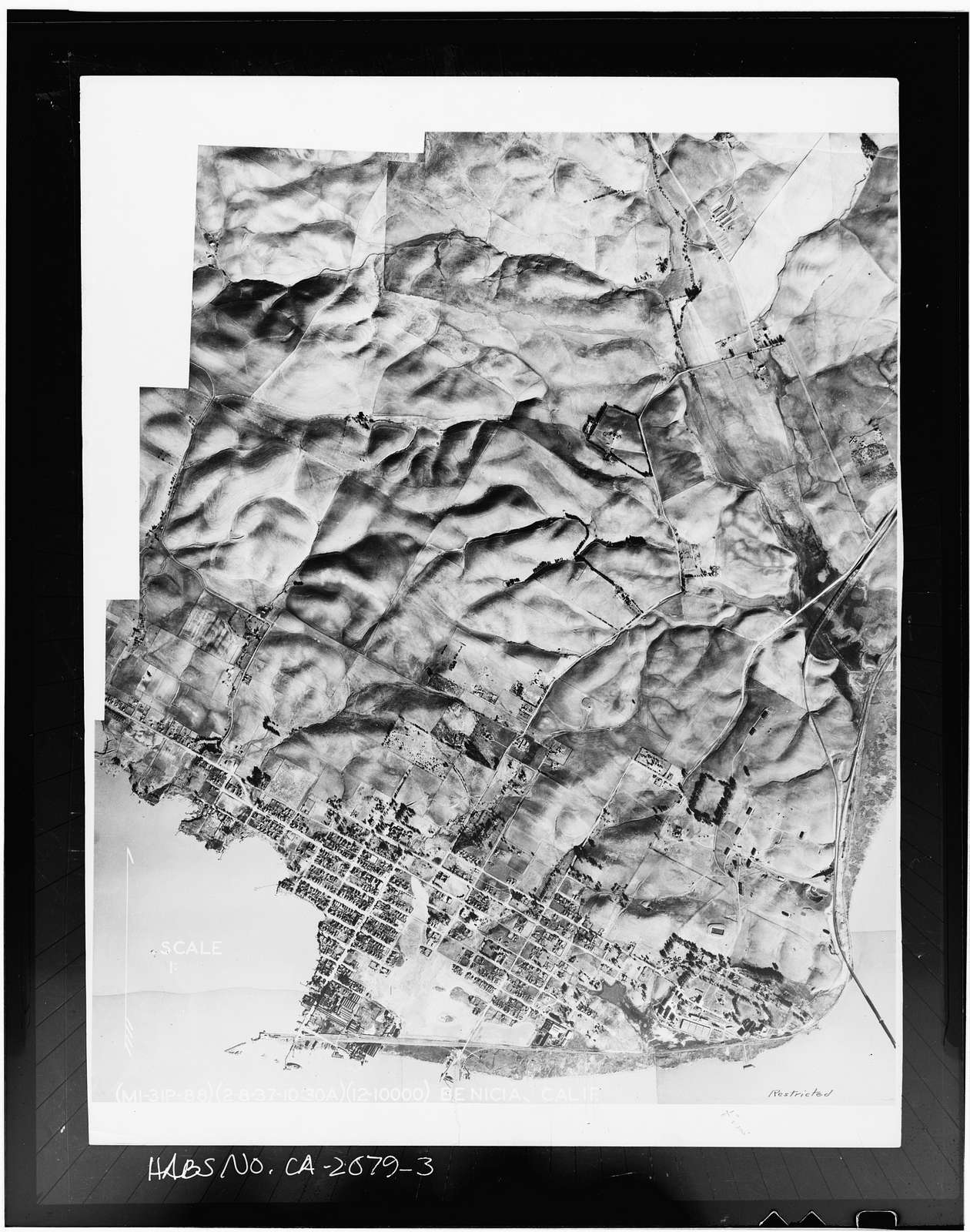 City of Benicia, General Views, Benicia, Solano County, CA