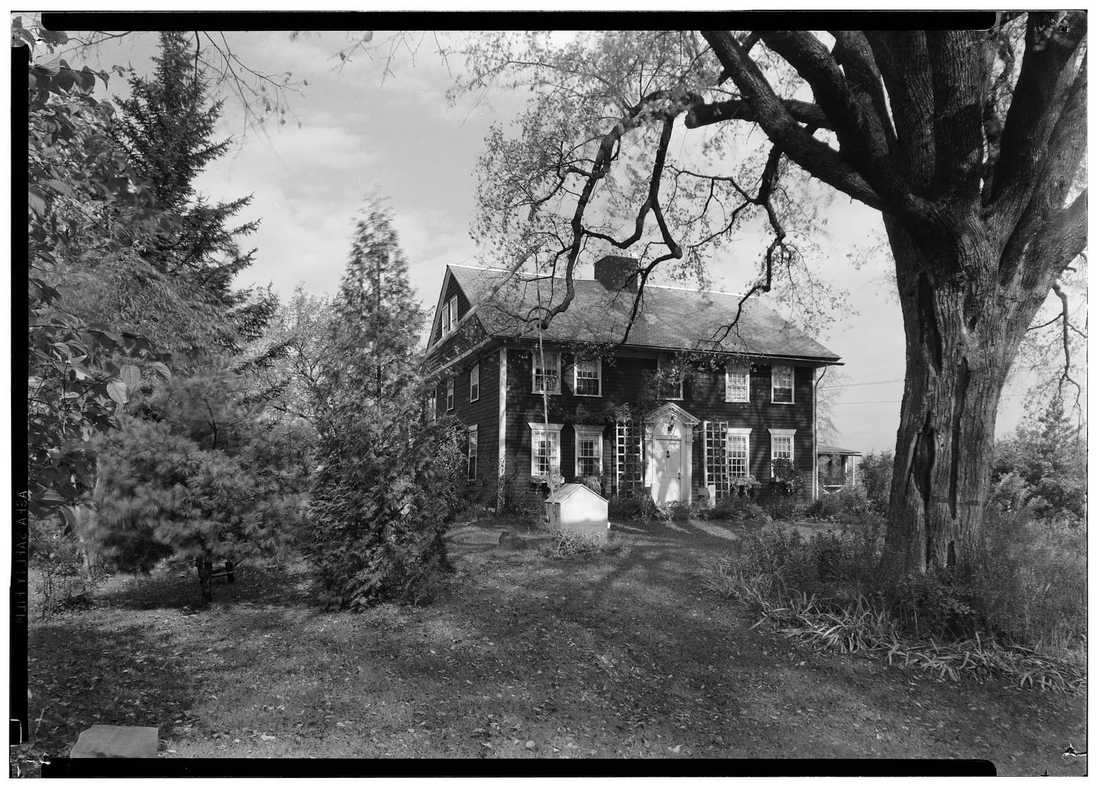 Daniel Windsor House, Austin Avenue, Greenville, Providence County, RI