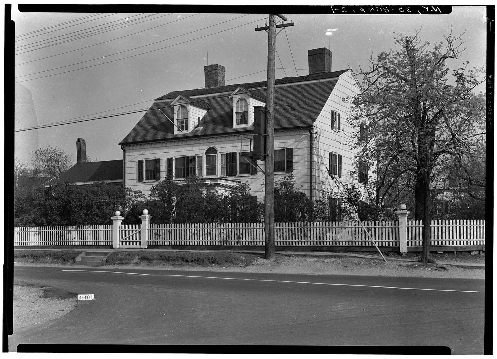 St. George's Rectory, Prospect & Greenwich Streets, Hempstead, Nassau County, NY