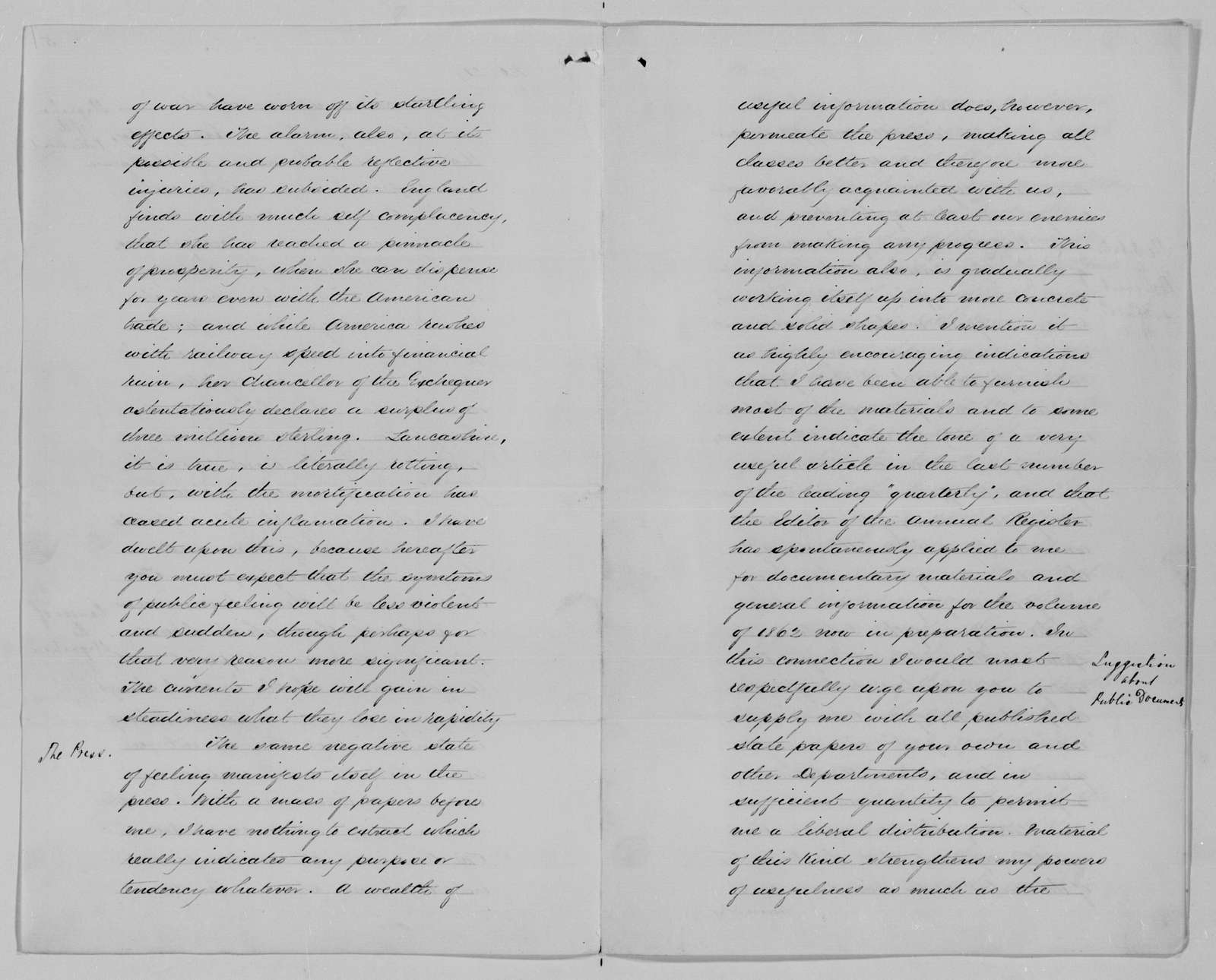 Confederate States of America records: Microfilm Reel 7