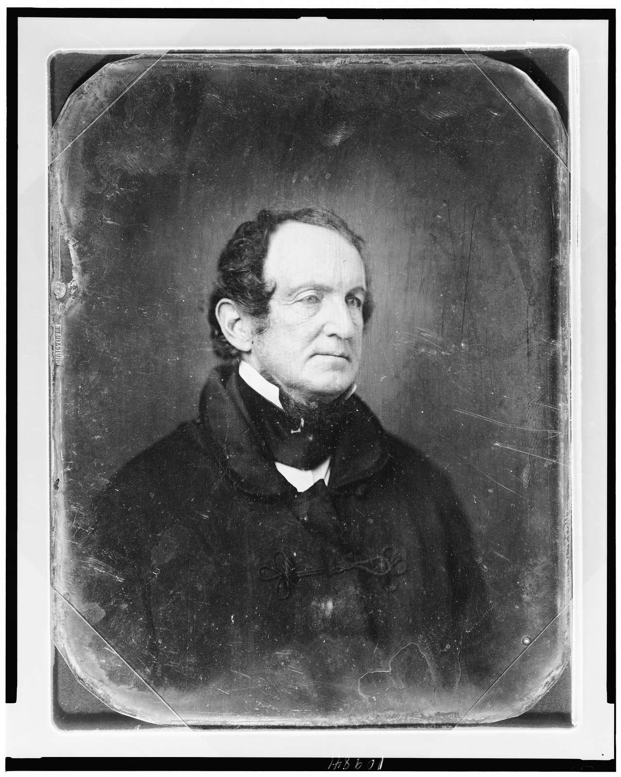 [John Lane Gardner, head-and-shoulders portrait, facing right]