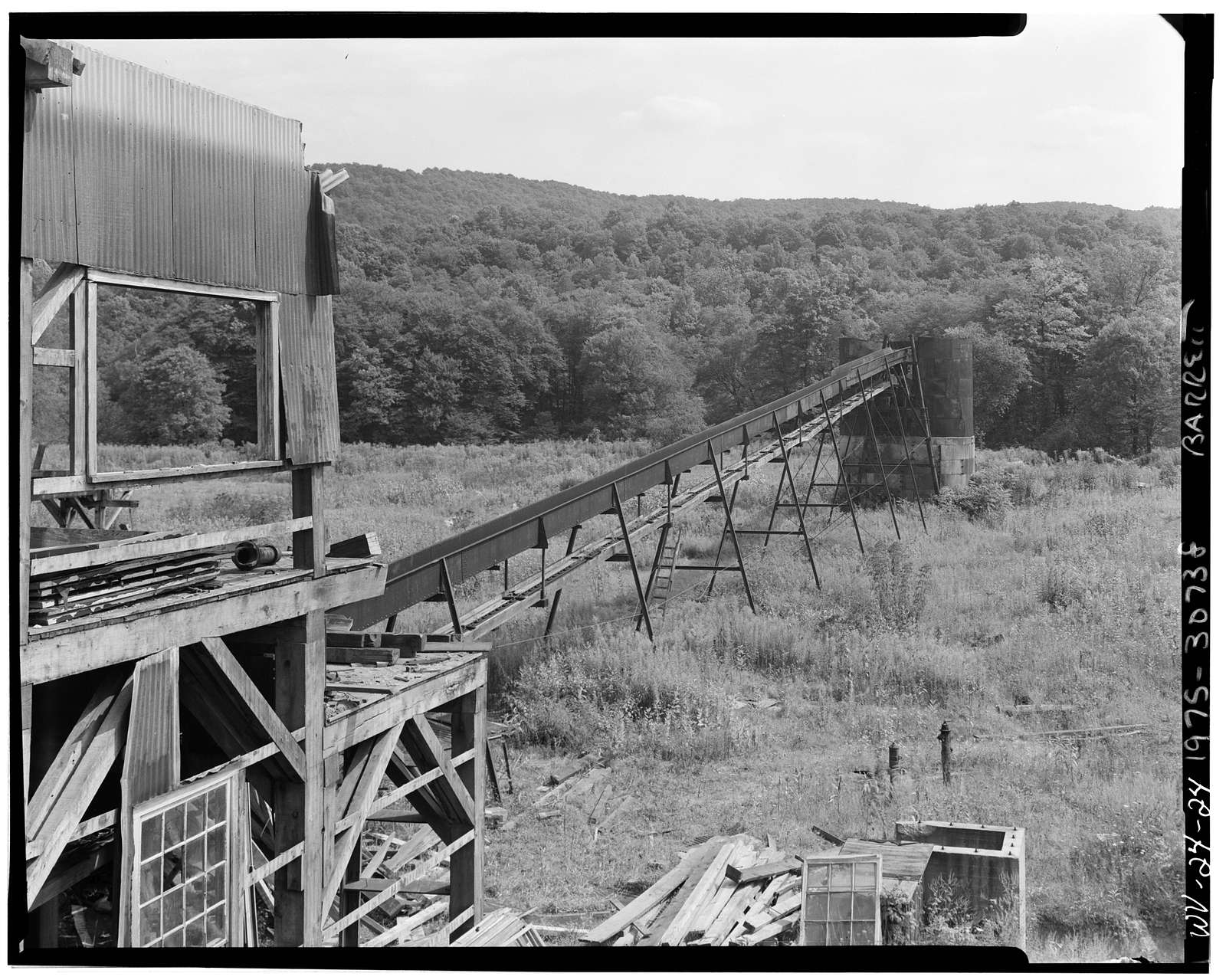 Meadow River Lumber Company, Highway 60, Rainelle, Greenbrier County, WV