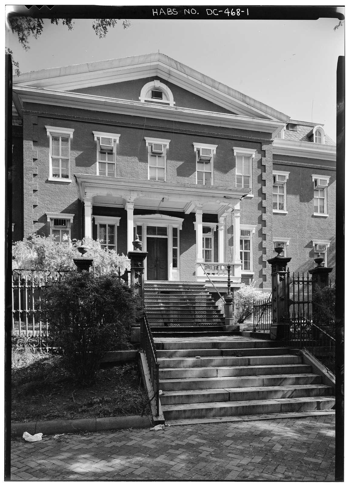 Old Naval Hospital, 921 Pennsylvania Avenue Southeast, Washington, District of Columbia, DC
