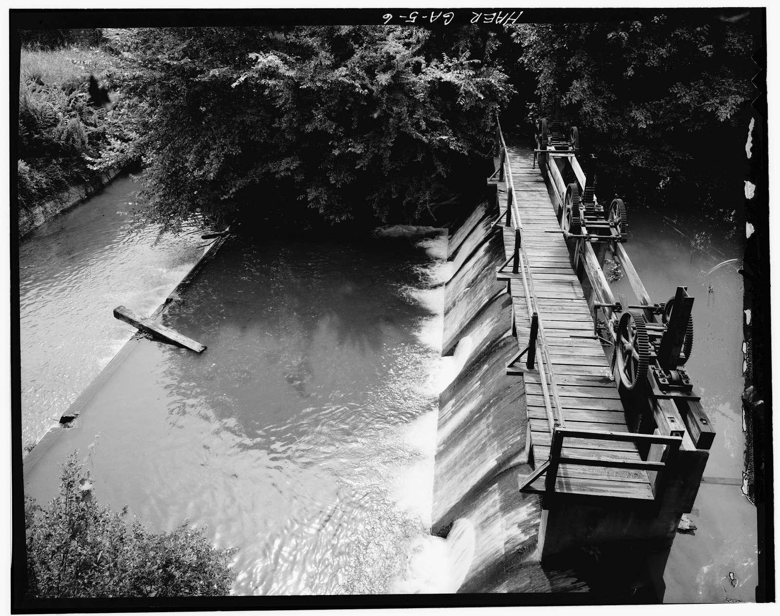 Augusta Canal, Augusta, Richmond County, GA
