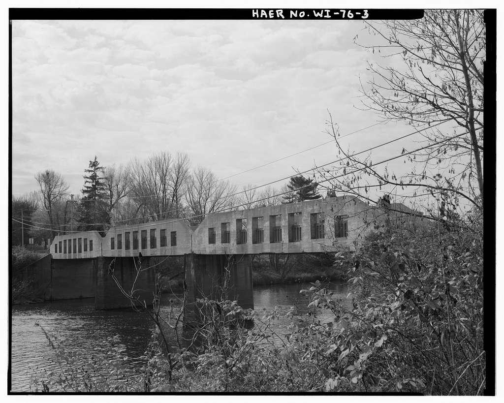 Black River Bridge, Spanning Black River at Grand Avenue, Neillsville, Clark County, WI