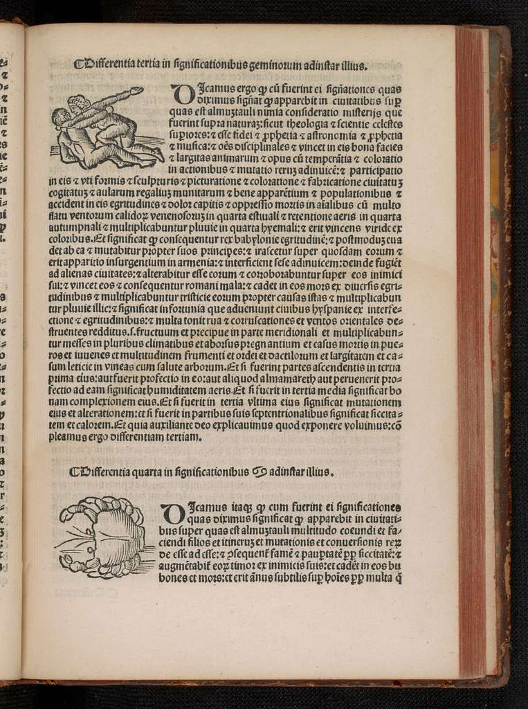 De magnis [con]iunctionibus anno[rum] reuolutio[n]ibus ...