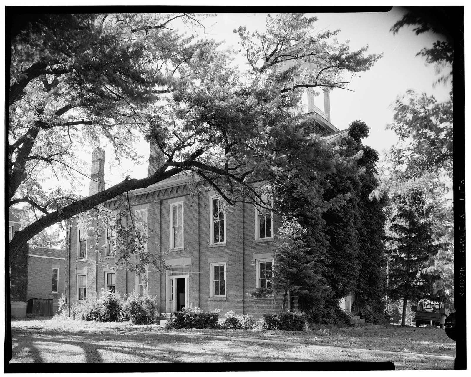 Highland Junior College, Irvin Hall, Highland Junior College Campus, Highland, Doniphan County, KS