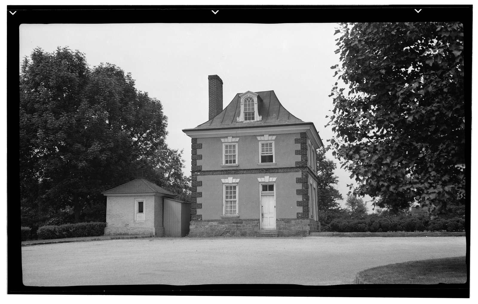 Mount Pleasant, Kitchen, Mount Pleasant Drive, Philadelphia, Philadelphia County, PA