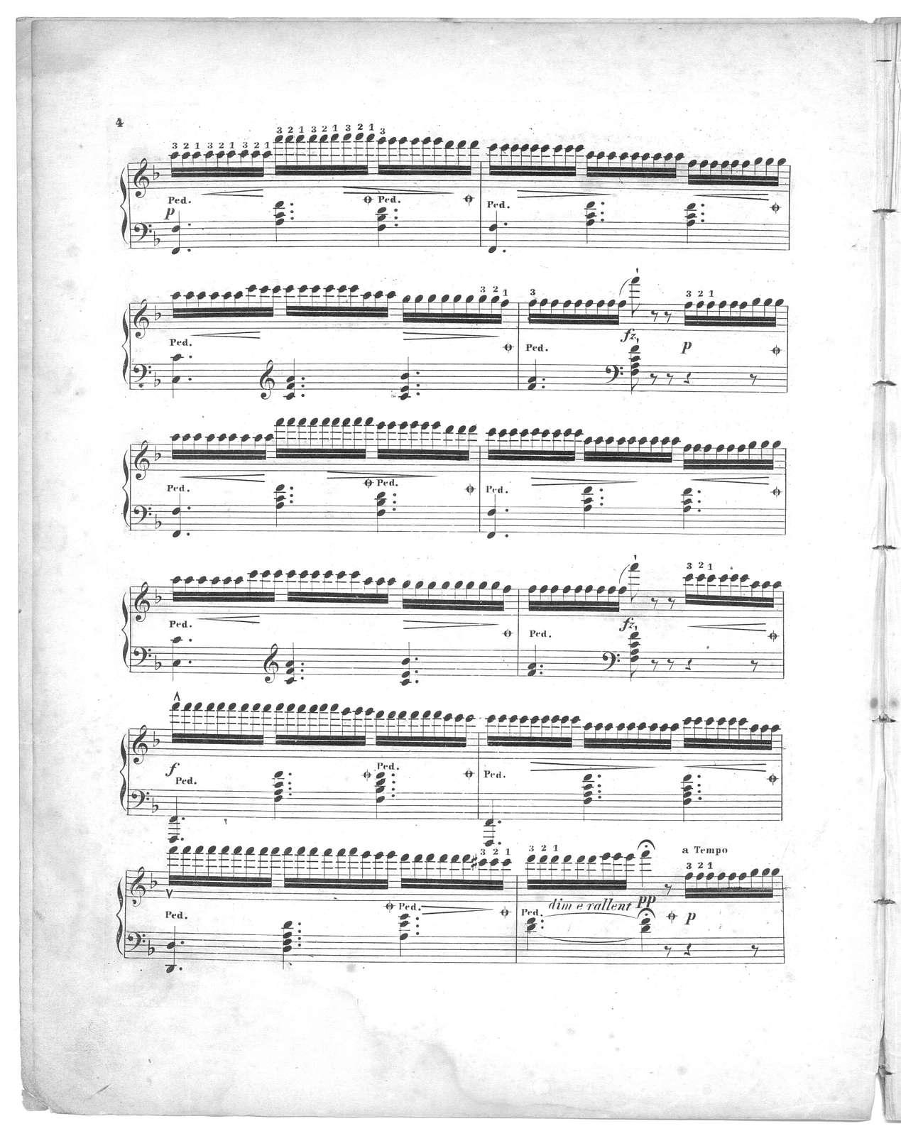 Souvenir de Martha, op. 34