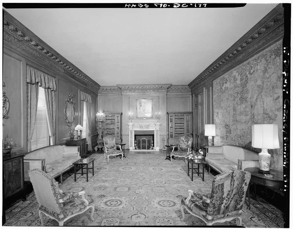 Patterson House, 15 Dupont Circle Northwest, Washington, District of Columbia, DC