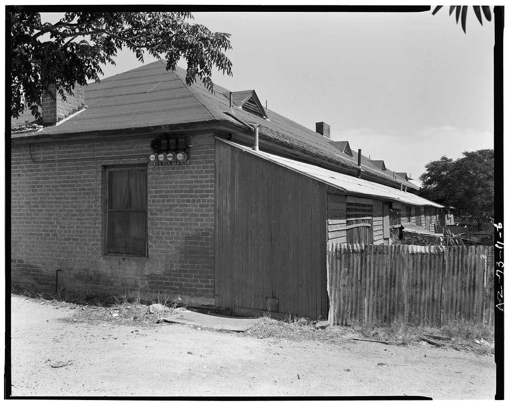 440-446 South Convent Avenue (House), Tucson, Pima County, AZ