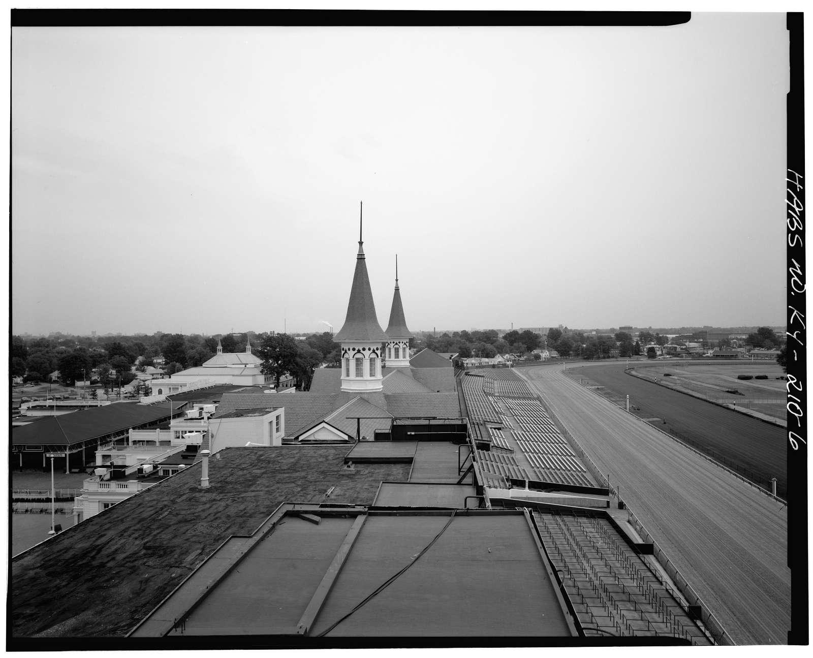 Churchill Downs, 700 Central Avenue, Louisville, Jefferson County, KY
