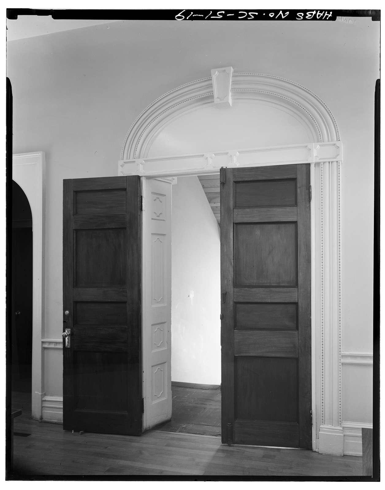 Middleton-Pinckney House, 14 George Street, Charleston, Charleston County, SC