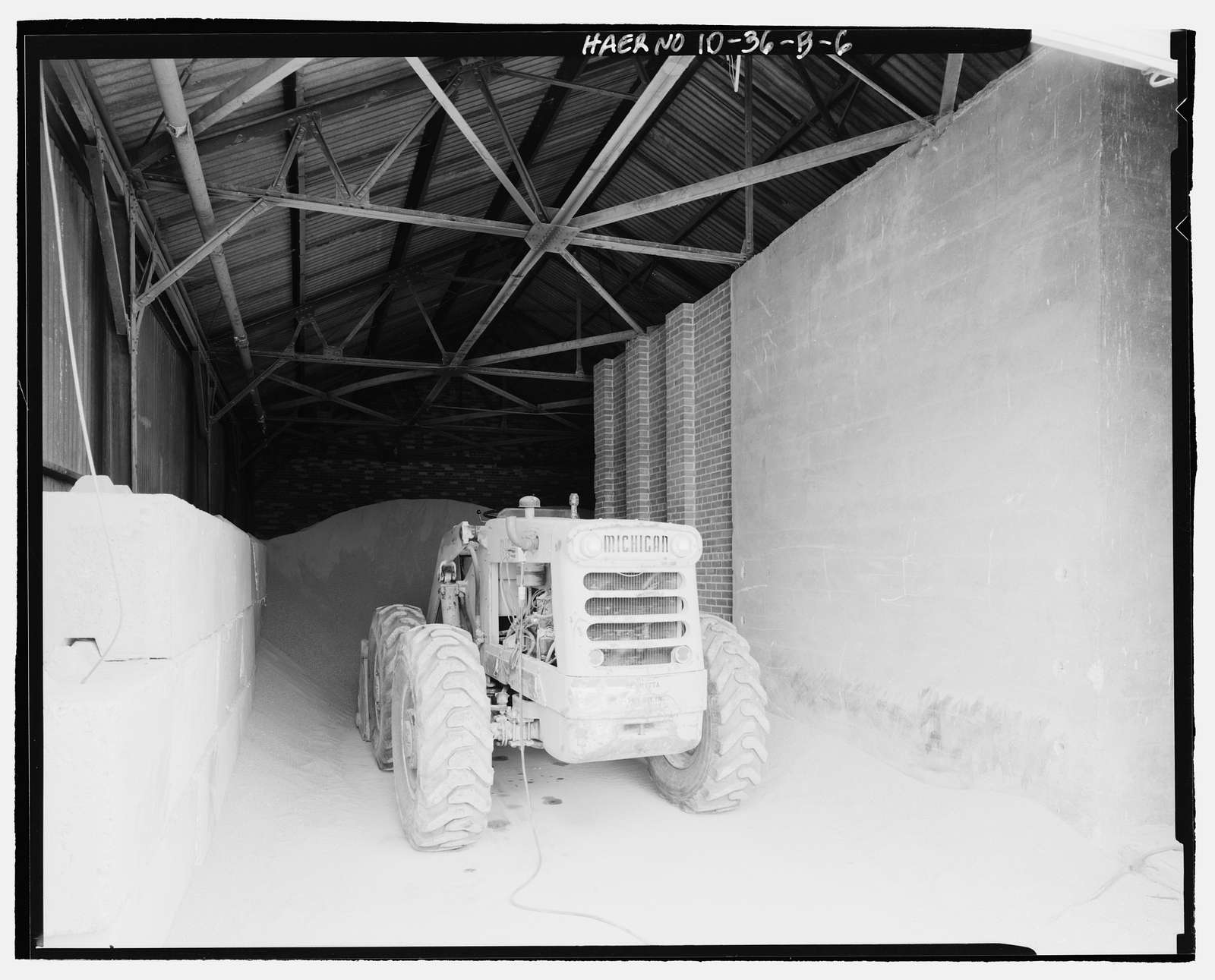 Gowen Field, Ammunition Assembly Building, Magazine Area, south of County Road, east of Broadway Street, Boise, Ada County, ID