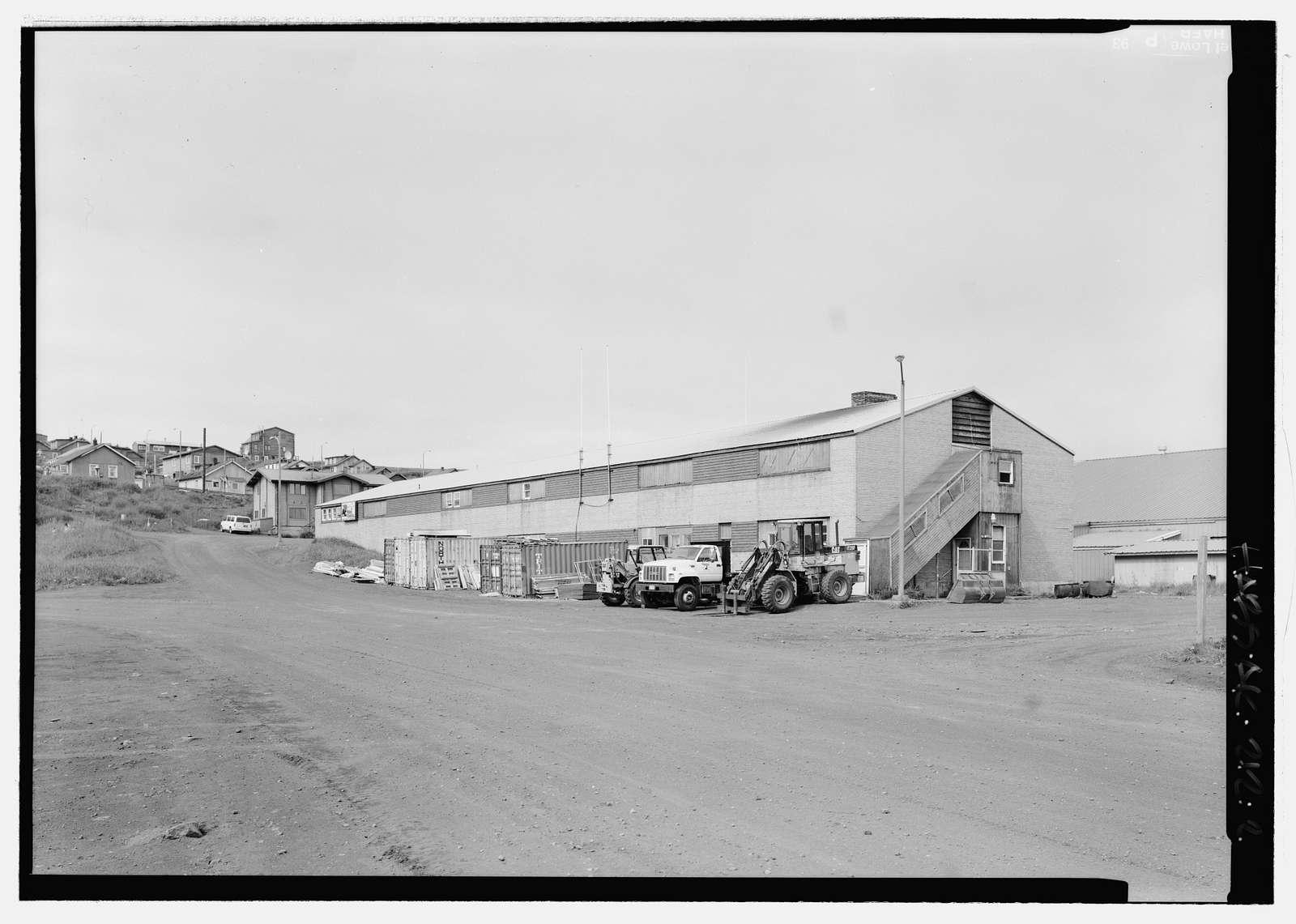 Alaska Commercial Company Store, Tolstoi Boulevard, Saint Paul, Aleutians West Census Area, AK