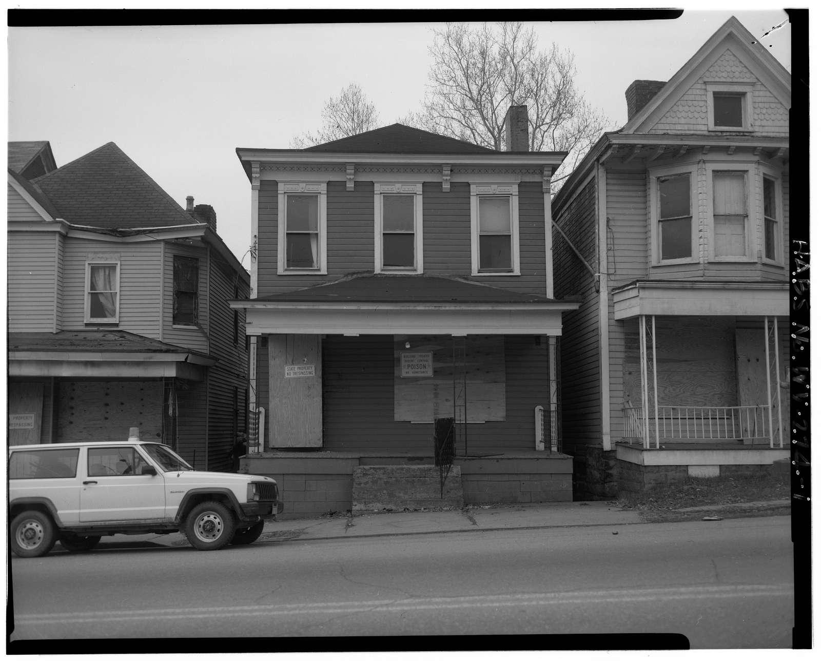 180 Zane Street (House), Wheeling, Ohio County, WV