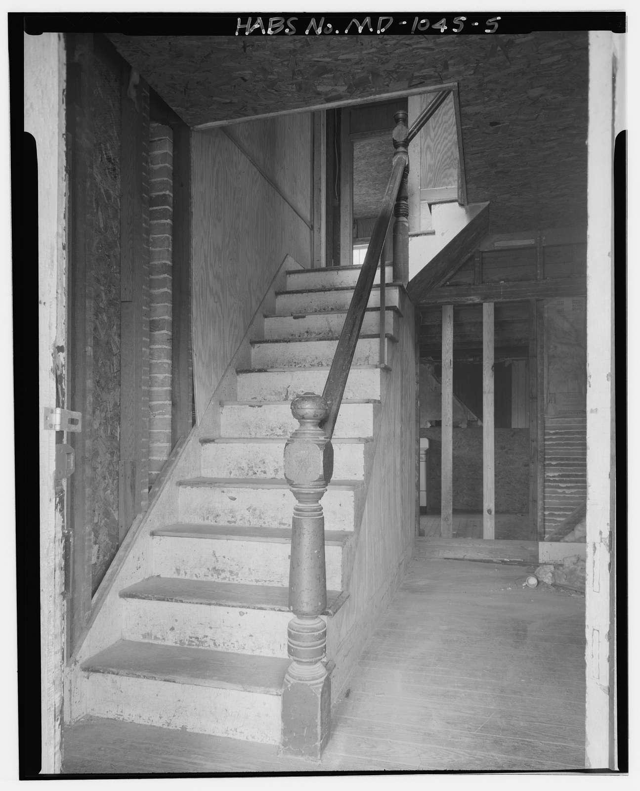 508 Clarke Avenue (House), 508 Clarke Avenue, Pocomoke City, Worcester County, MD
